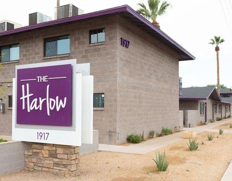 THE HARLOW APARTMENTS