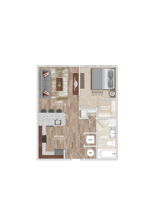 Floor Plans Whetstone Apartments In Durham Nc