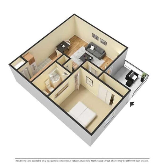 Fairborn, OH Avalon Place Floor Plans