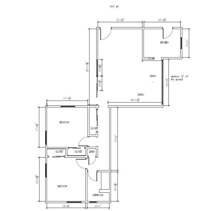 Apartments In Inglewood California: Inglewood, CA Crenshaw Apartments Floor Plans
