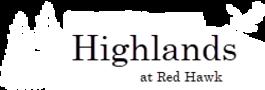HIGHLANDS AT RED HAWK