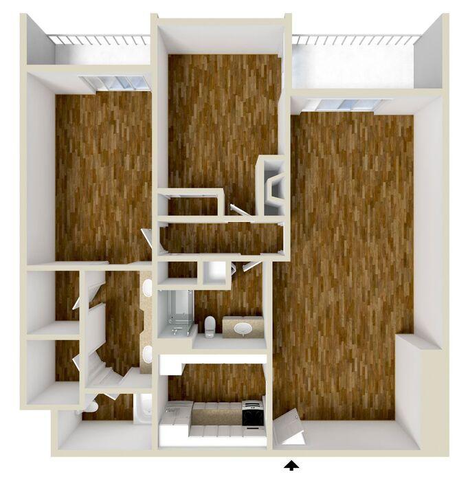 2 Bedroom Apartments Denver: Studio - 2 Bedroom Apartments Denver