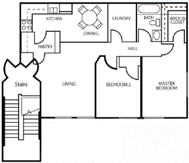 Floor Plans Of Apartments In Lehi, Utah