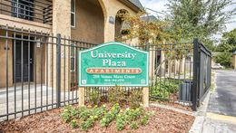 University Plaza Apartments