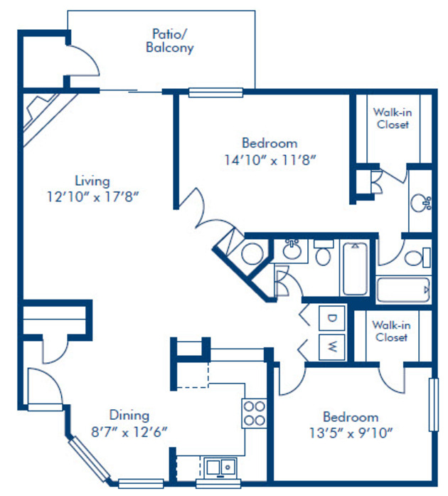 1 And 2 Bedroom Apartments In Peoria, AZ