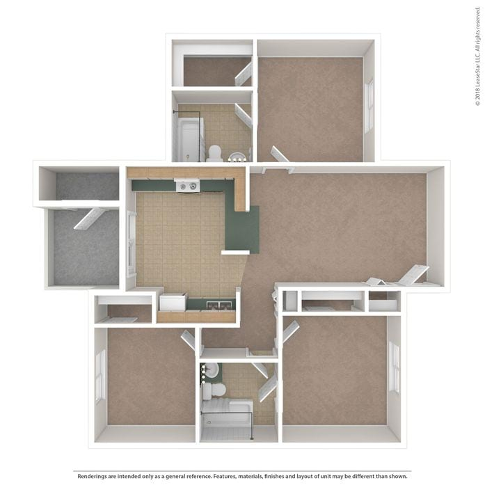 Cornerstone Apartments For Rent In Yakima, WA