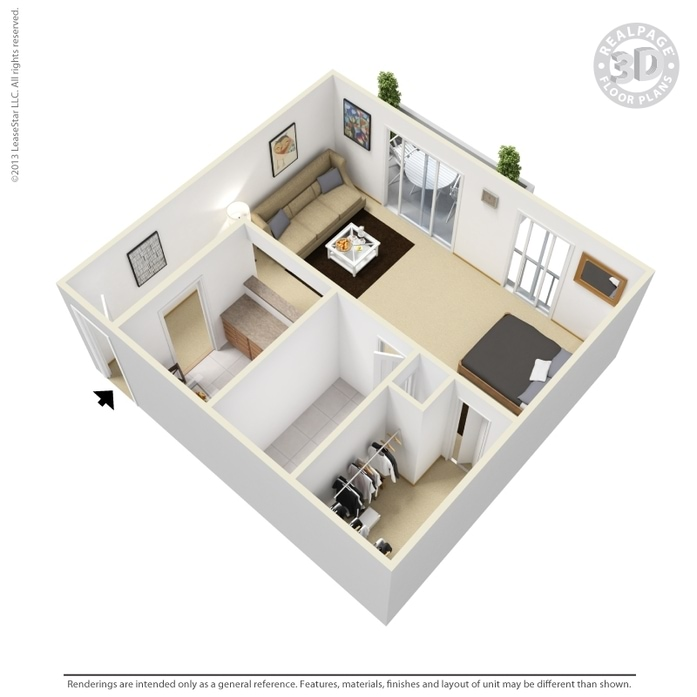 2 Bedroom Apartments Vancouver Wa: Vancouver, WA PARKLANE APARTMENTS Floor Plans