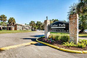 Contact Cedar Park Apartments