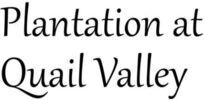 Plantation At Quail Valley