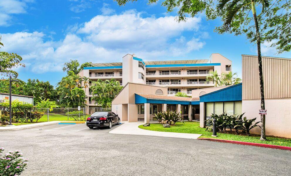 Kaneohe Elderly Apartments