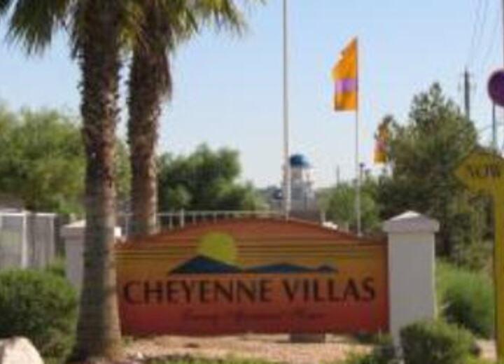 Cheyenne Villas Apartments North Las Vegas