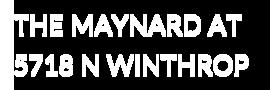 The Maynard at 5718 North Winthrop