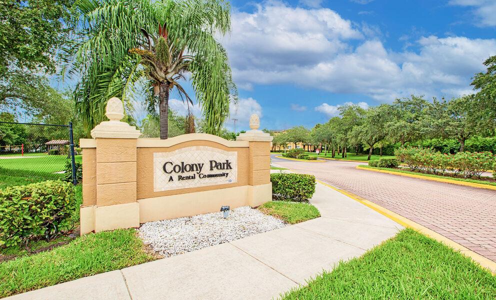 Colony Park Apartments