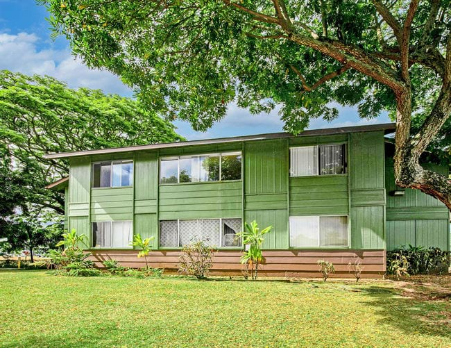 Waimanalo Apartments