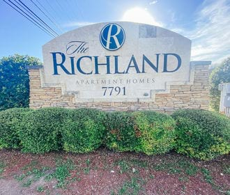 The Richland Apartments - Contact Us