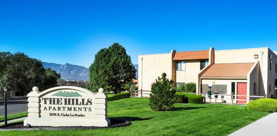 Apartments On B Street Colorado Springs
