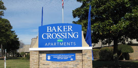 Baker crossing virginia beach va apartments for rent for Affordable pools virginia beach