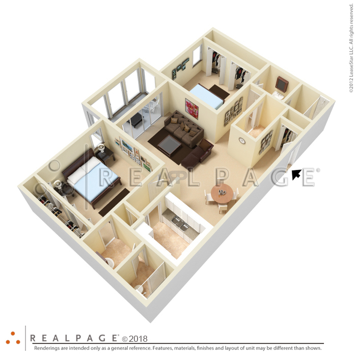Milgen Apartments Columbus Ga: Columbus, GA Milgen Village Floor Plans