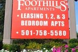Foothills Apartments
