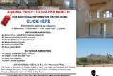 $2300 Four bedroom in Cave Creek-5440 East Lone Moutain