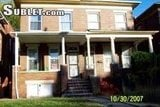 $875 One bedroom in Baltimore-1600 Hilton St