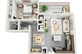 $2177 One bedroom in San Mateo-La Selva