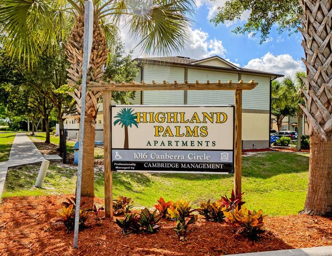 Highland Palms Apartments