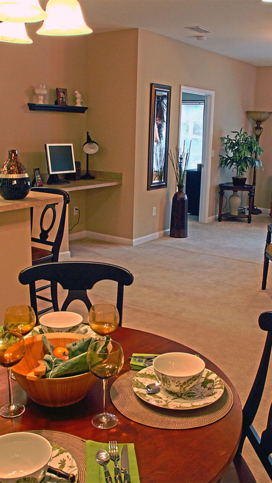 Phenix City, AL The Garden on Stadium Floor Plans | Apartments in ...