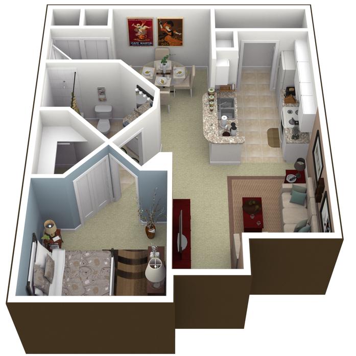 Pinnacle Grove Floor Plans
