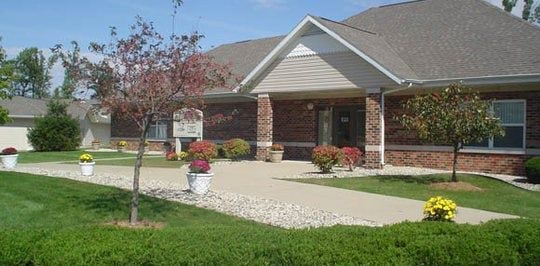 Forest Oaks Apartments Muncie In Apartments For Rent