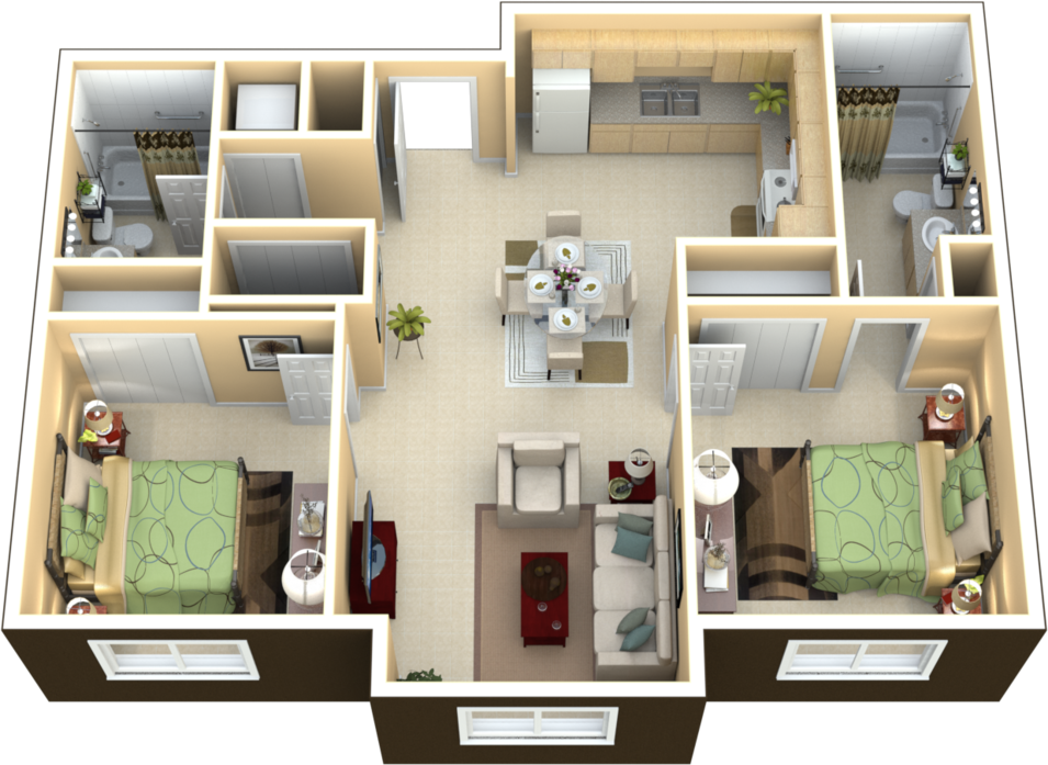Bedroom Apartments In Broward County