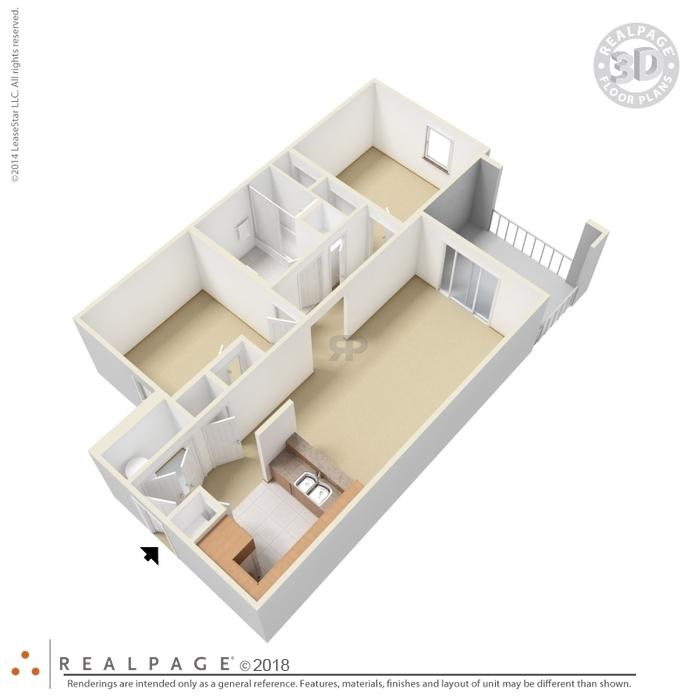 Apartments In Santa Fe Nm: Santa Fe, NM Villas De San Ignacio Floor Plans
