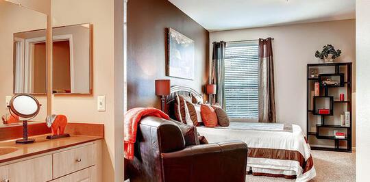 Advenir At Spring Canyon Colorado Springs Co Apartments