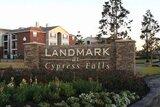 Landmark at Cypress Falls