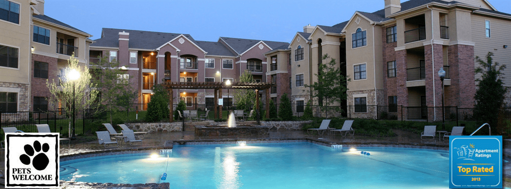 We Put Luxury in Your Living Here At Glen At Polo Park Apartments in Bentonville AR