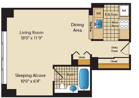 floor plan image of04N