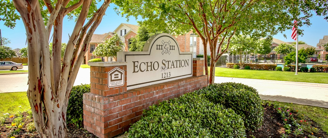 Echo Station Apartments Temple Tx