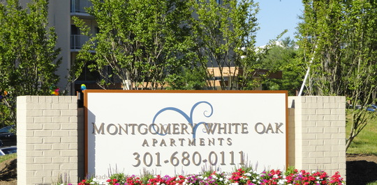 Montgomery White Oak Silver Spring MD Apartments For Rent