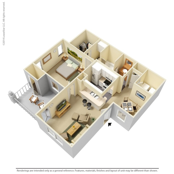 Coppell Tx Oaks Riverchase Apartments Floor Plans