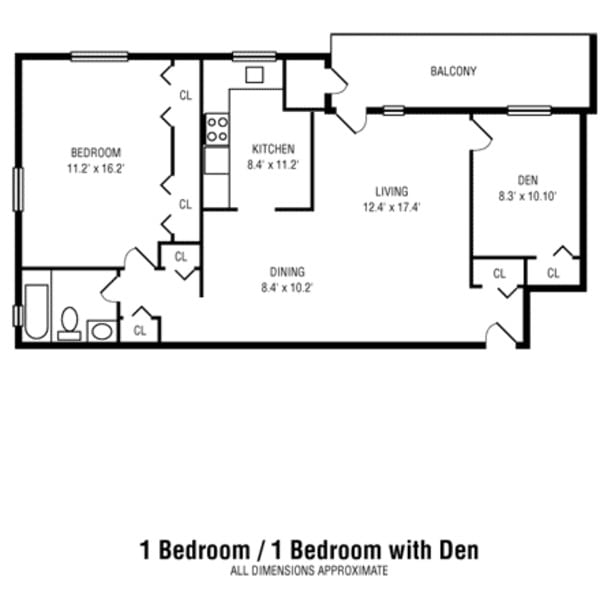 Gateway Gardens Apartments: Bladensburg, MD Apartments For Rent