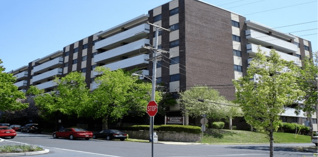 Lafayette Towers - Easton, PA Apartments for rent