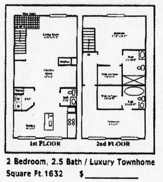 TWO BEDROOM TOWN-LG
