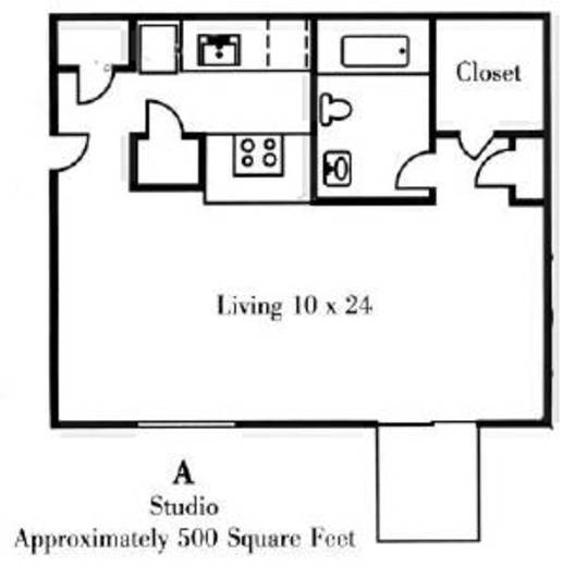 Peartree Apartments: Saint Ann, MO Apartments For Rent