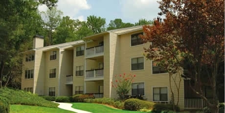 Image of apartment in Stone Mountain, GA located at 1900 Glenn Club Dr