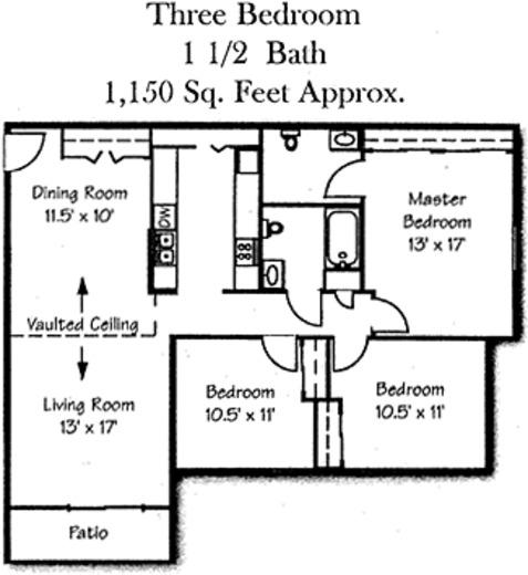 Chestnut Ridge Apartments: Delavan, WI Apartments For Rent