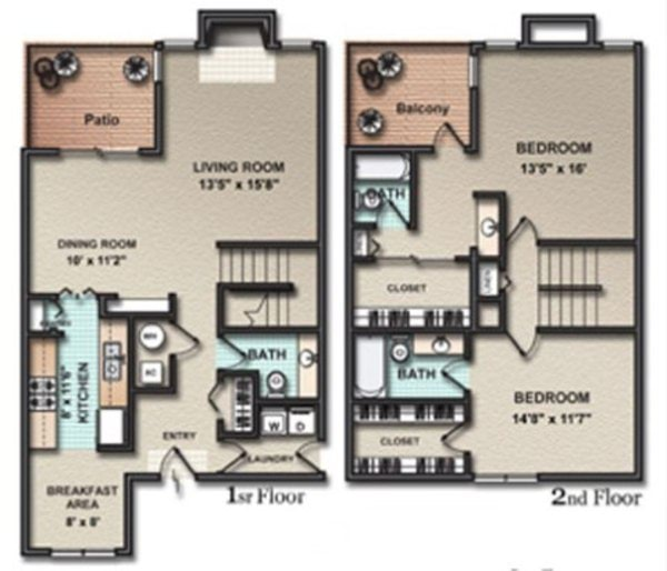 The Juniper (Townhome)