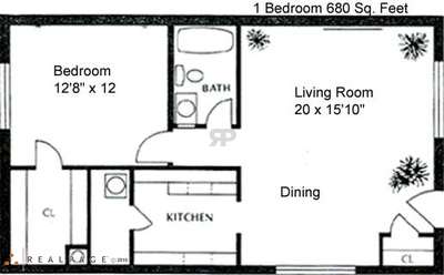 wichita, ks twin lakes apartments floor plans | apartments in