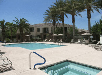 Vintage Desert Rose Senior Apartments - Las Vegas, NV ...
