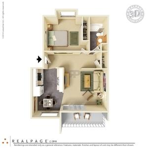 1 2 3 Bedroom Apartments Fremont Ca Floor Plans