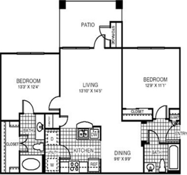 Two Bedroom-985